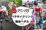 NHKアニxパラ パラサイクリングx弱虫ペダルTV放送情報
