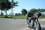 ヤマハのバイクSRの思い出